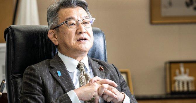 武田総務相が「AUの新プランは…画像