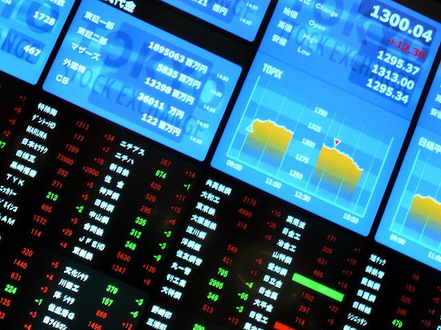株取引にはまってナンピンを繰り…画像